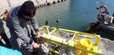 Ambiente: Laboratorio sottomarino per monitorare il mare